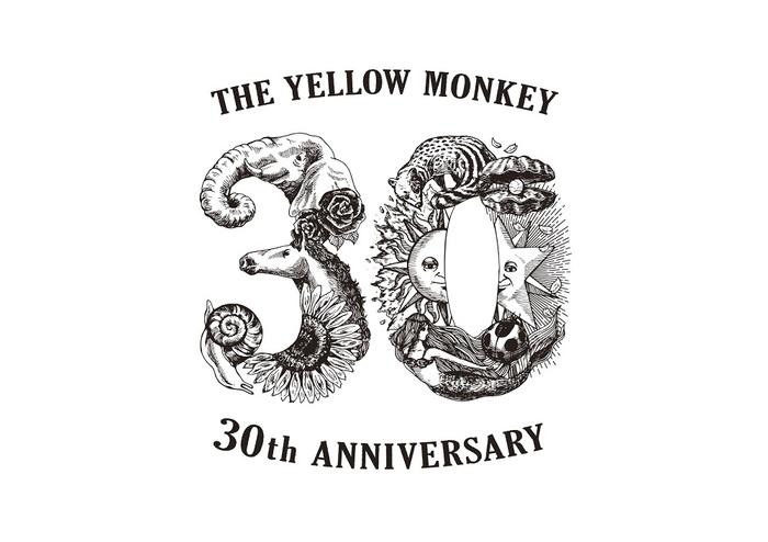 THE YELLOW MONKEY、結成30周年記念のキャリア最大規模となる東名阪ドーム・ツアー開催決定&ティーザー映像公開