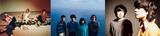 Tempalay×ドミコ×MONO NO AWARE、盟友3組による東名阪3マン・ツアー開催決定