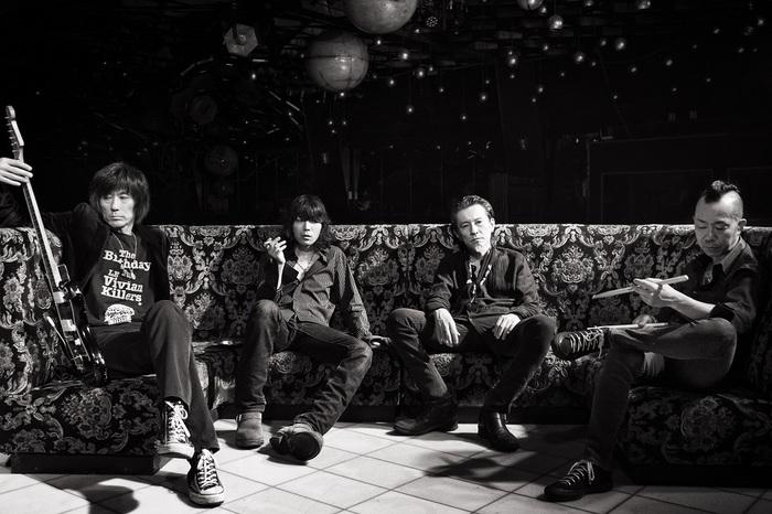 The Birthday、8/28リリースのB面&レア・トラック集第2弾『WATCH YOUR BLINDSIDE 2』より新曲「ペーパームーン」MV公開