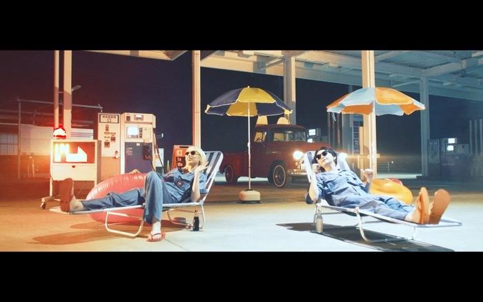 """chelmico、2ndアルバム『Fishing』より「Summer day」先行配信スタート&MV公開。アルバム発売日8/21に神奈川""""海の家オアシス""""でフリー・ライヴ開催も決定"""