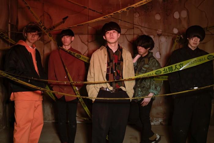 Mellow Youth、最新配信シングル「Peace」MV公開。 1st EP『    』リリース・ツアー名古屋公演ゲスト・アクトにペンギンラッシュ決定