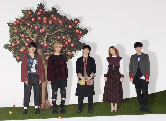 Mrs. GREEN APPLE、3ヶ月連続先行配信第2弾「lovin'」MV公開