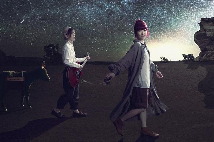 nano.RIPE、8/21リリースのニュー・シングル『ヨルガオ』より「ローリエ」MV(Short Ver. )公開