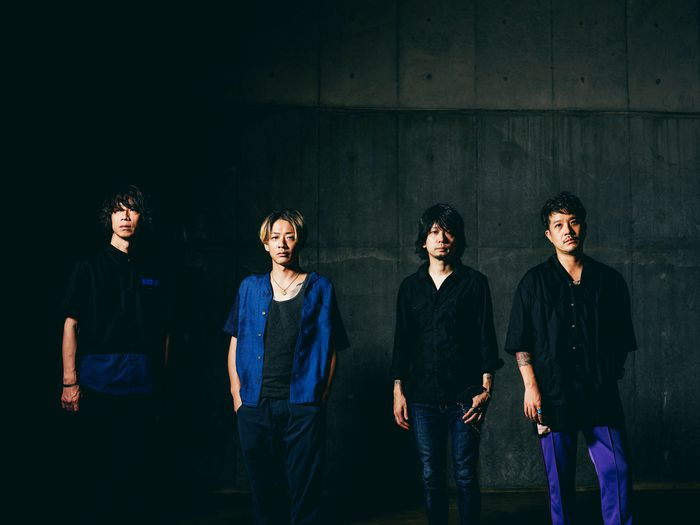 Nothing's Carved In Stone、アルバム・ツアー対バンにSIX LOUNGE、雨パレ、BBHF、Age Factory、ウォンカ、サスフォー、teto、DATSら決定