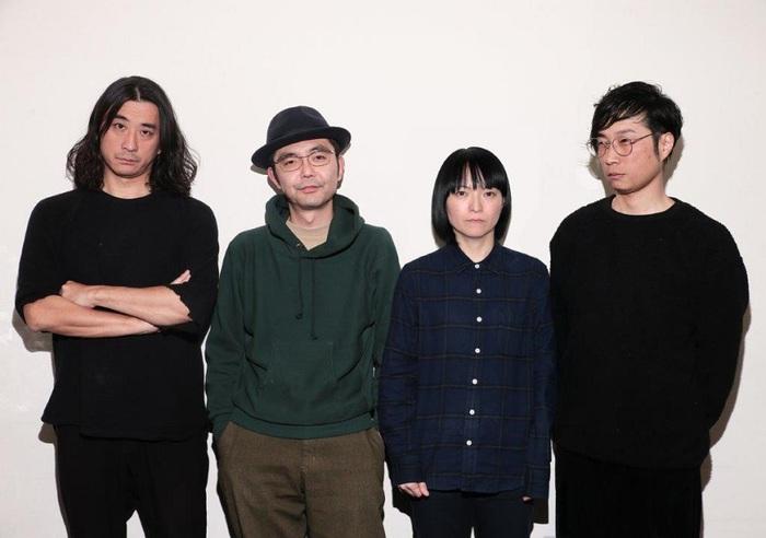 """NUMBER GIRL、12月より全国ツアー""""逆噴射バンド""""開催決定"""