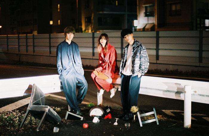 クアイフ、8/28リリースのミニ・アルバム『URAUE』より「337km」先行配信スタート&MV公開
