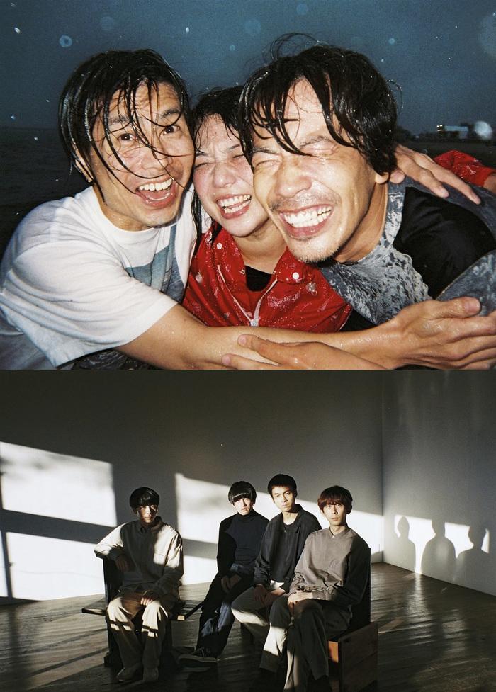くるり×ミツメ、10/23開催の恵比寿LIQUIDROOM 15周年記念公演で対バン決定