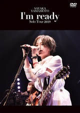 山本彩、10/16リリースのライヴBlu-ray&DVDジャケット・デザイン公開