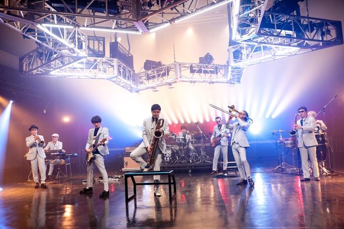 """東京スカパラダイスオーケストラ×スペースシャワーTVのレギュラー番組[TOKYO SKA JAM """"8""""]にGEN(04 Limited Sazabys)、MAH(SiM)が登場"""