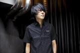 """柴﨑洋輔(PENGUIN RESEARCH)、激ロック・プロデュースによる美容室""""ROCK HAiR FACTORY""""のヘアモデルに再登場。スタイルを公開"""