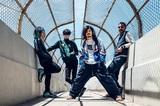"""Suspended 4th、ツアー追加公演""""GIANTSTAMP TOUR Ⅱ TURBO""""来年1月より東名阪で開催決定"""