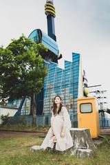 植田真梨恵、新曲「Stranger」が新宿Flags開業21周年キャンペーンのテーマ・ソングに決定&10/1配信リリース。キャンペーン・ヴィジュアルも公開