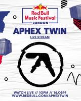 APHEX TWIN、ロンドンでのプレミア・ショーを日本時間9/15にライヴ配信