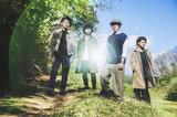 ココロオークション、11/6より会場限定シングル『ミルクティー』を全国16ヶ所出演ライヴ会場にてリリース決定