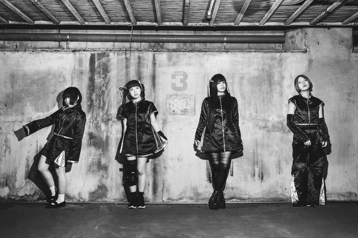 """""""サイドキックなヒーローアイドル""""めろん畑a go go、10/16リリースのニュー・シングル表題曲「FINAL GAME ~Idol of The Phantasm~」MV公開"""