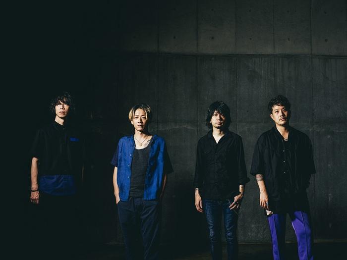 Nothing's Carved In Stone、ニュー・アルバム『By Your Side』特設サイトにて全曲試聴公開。バクホン山田、マンウィズJean-Ken、KEYTALK首藤らコメント掲載も