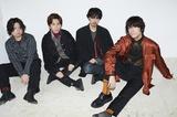 SHE'S、9/16リリースの3ヶ月連続デジタル・シングル第1弾「Masquerade」赤楚衛二&横田真悠のWキャスト起用したMV予告編を公開。ジャケ写も発表
