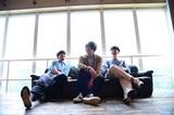 The Floor、新体制でのニュー・アルバム『nest』12/4リリース決定
