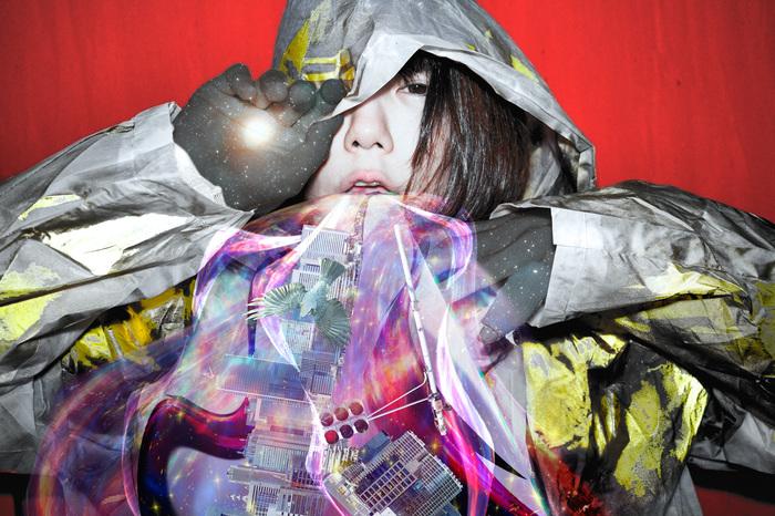DJ後藤まりこ、12/11に1stアルバム『ゲンズブールに愛されて』リリース。来年1月よりレコ発ツアーも決定