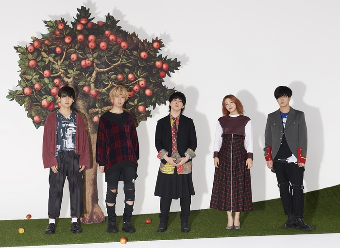 "Mrs. GREEN APPLE、初アリーナ・ツアー""エデンの園""追加公演を東京、大阪で開催"