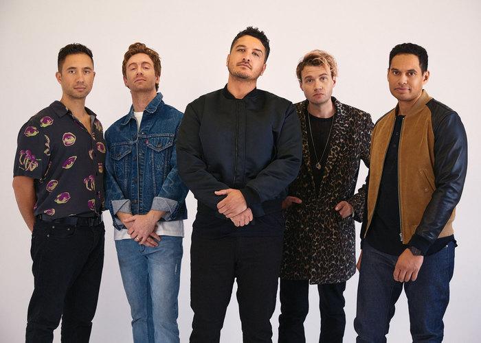 ニュージーランドの国民的ロック・バンド SIX60、10/30に初来日ショーケース・ライヴ開催決定