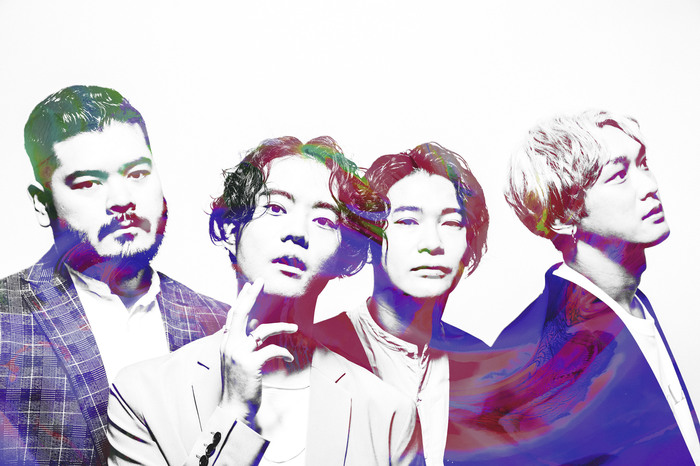 FIVE NEW OLD、最新アルバム『Emulsification』よりHIROSHI(Vo)が初めて手掛けた「Fast Car」MV公開