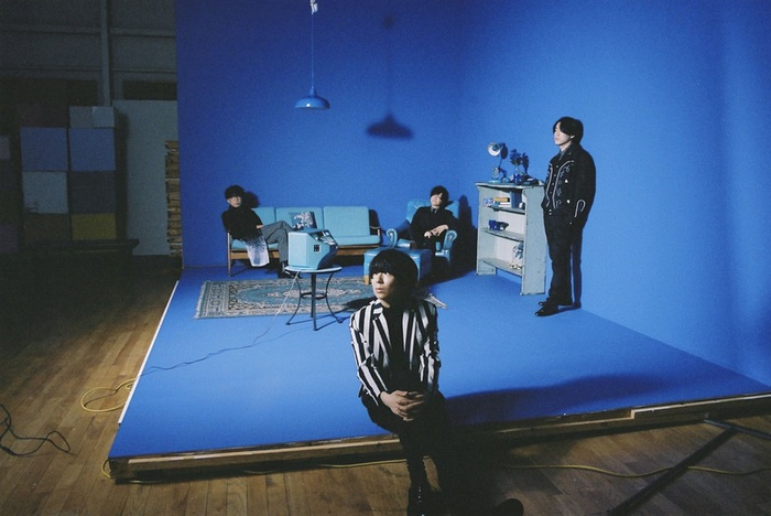 indigo la End、本日10/9リリースのニュー・フル・アルバム『濡れゆく私小説』より「心の実」MV公開
