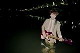 オカモトコウキ(OKAMOTO'S)、10/23リリースの1stソロ・アルバム『GIRL』よりオカモトレイジがプロデュース手掛けたMV「LETTER」公開
