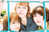 Lucie,Too、12/4にEP『CHIME』リリース&レコ発ツアー開催決定。新アー写も公開