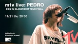 """BiSHアユニ・Dによるソロ・バンド・プロジェクト""""PEDRO""""、今夏開催した全国ツアーよりTSUTAYA O-EAST公演を11/21にMTVにて独占放送決定"""