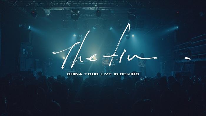 """The fin.、中国ライヴの映像公開。自主企画""""#thefin_03""""東阪ゲストにAnchorsong決定"""
