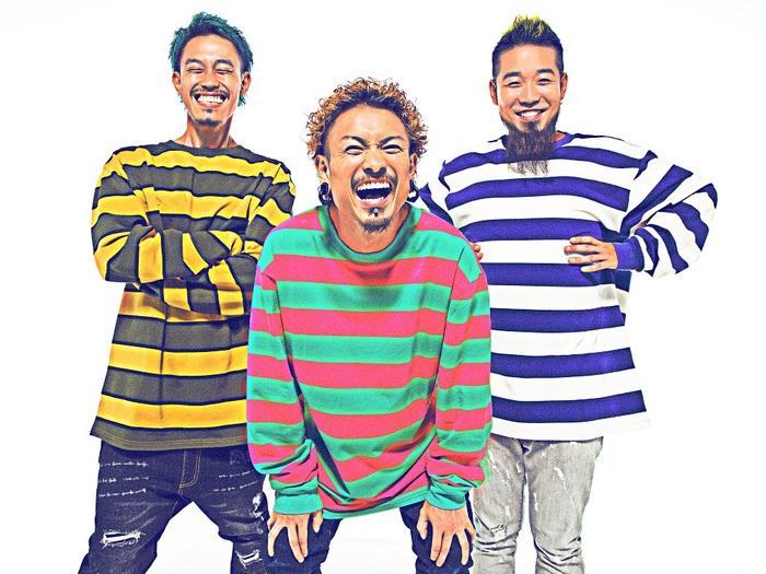 "WANIMA、日本テレビ""嵐にしやがれ""初出演が決定。下積み時代の秘話トークや嵐と懸垂対決も"