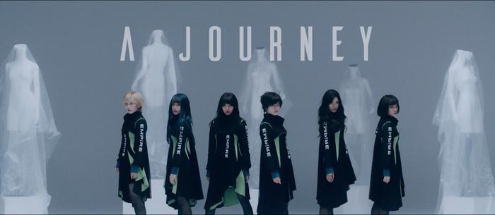 EMPiRE、12/18リリースのニュー・アルバムからトリプル・リード・トラック第3弾「A journey」MV公開。本日24時より全11曲iTunesで1日限定300円配信も