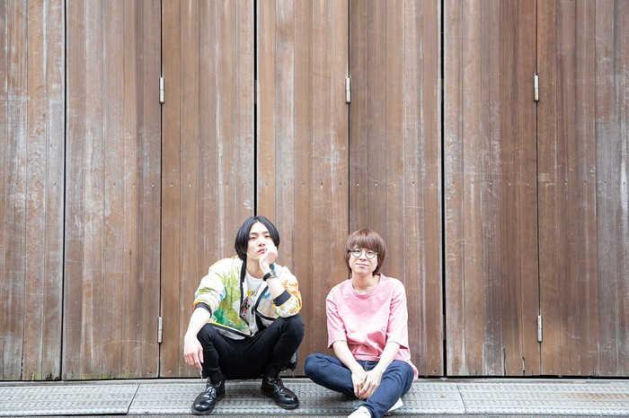 星野 渉&篠崎あると(ex-アップル斎藤と愉快なヘラクレスたち)による新バンド ACHOOU WACHAA、新曲「熱狂と風」MV公開