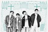 DENIMS、2ndフル・アルバム『makuake』のアナログ盤を11/20リリース