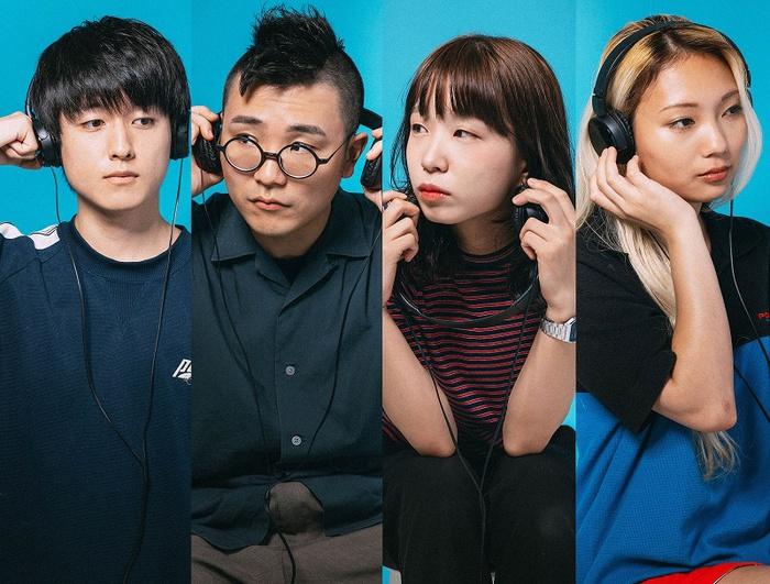 NITRODAY、ニュー・ミニ・アルバム『少年たちの予感』より「ブラックホール feat.ninoheron」MV公開