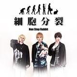 Non Stop Rabbit、12/17リリースの2ndフル・アルバム『細胞分裂』ジャケ写&収録曲公開