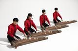 "POLYSICSメンバーによるカフェ・テクノ・グループ""The Vocoders""、デビュー・アルバム『1st V』より「Repeat Repeat Repeat」MV公開"