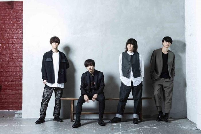 BOYS END SWING GIRL、ニュー・ミニ・アルバム『STAND ALONE』詳細発表&11/20より2週連続先行配信シングル・リリース。バンド史上初のホール公演も決定