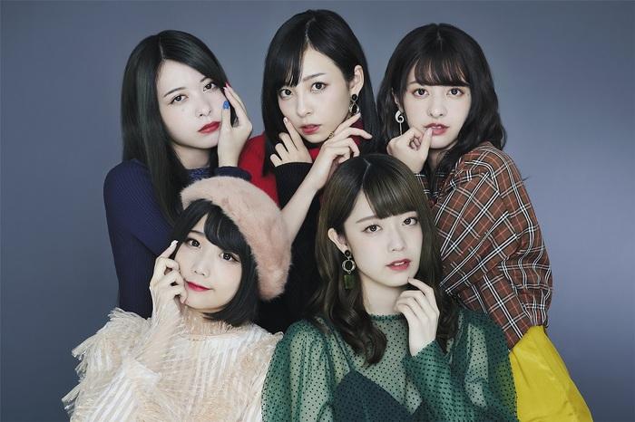 原宿発5人組アイドル・グループ 神宿、来年1/15リリースのニュー ...