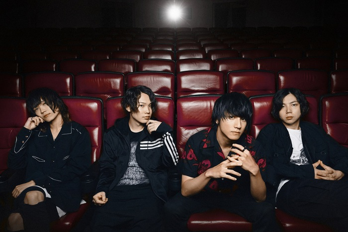 Lenny code fiction、12/10渋谷WWW Xにて開催のニュー・シングル『脳内』リリース・パーティー対バンにラックライフ決定