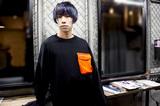"""坂野 充(ビレッジマンズストア)、激ロック・プロデュースによる美容室""""ROCK HAiR FACTORY""""のヘアモデルに登場。スタイルを公開"""