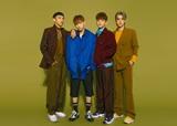noovy、本日11/29リリースの配信ミニ・アルバム『共感時代 Y_OURS』より「Heartworm」MV公開。4月に新体制初の来日ツアー決定&告知映像も