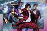 パノラマパナマタウン、11/13リリースのニュー・ミニ・アルバム『GINGAKEI』全曲トレーラー映像公開