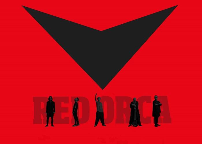 """金子ノブアキによる新プロジェクト""""RED ORCA""""、参加メンバー発表。アー写も公開"""