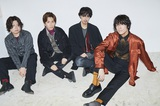 SHE'S、5thシングル『Tricolor EP』発売記念しリリース日の12/4にYouTube Live生配信決定