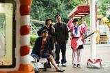 神聖かまってちゃん、ちばぎん(Ba/Cho)のインフルエンザ発症により明日11/22開催予定のツアー札幌公演を延期