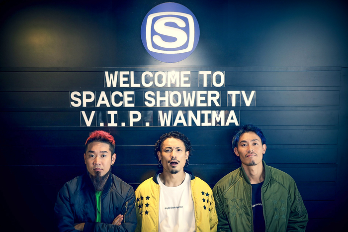 """WANIMA、11/16スペースシャワーTVにて究極の""""癒し""""スポット巡る特番OA決定。ニュー・アルバム『COMINATCHA!!』への想いも語る"""