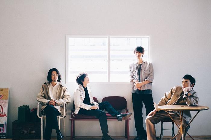 福岡出身の4人組バンド yonawo、メジャー・デビュー・シングル「ミルクチョコ」本日11/15より配信スタート&MV公開