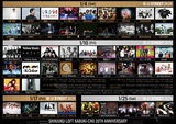 """1月開催の新宿LOFT歌舞伎町移転20周年イベント""""東京STREET2020""""、全出演者決定。タイムテーブルも発表"""